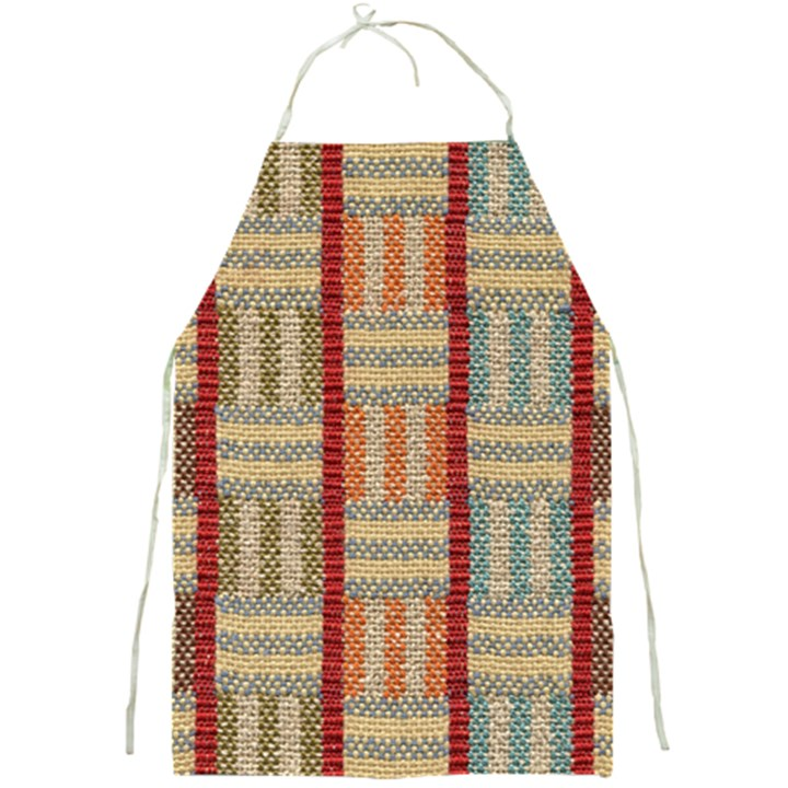 Fabric Pattern Full Print Aprons