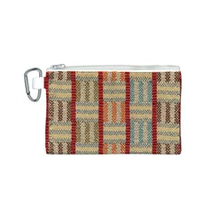 Fabric Pattern Canvas Cosmetic Bag (s)