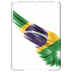 Flag Of Brazil Apple iPad Pro 9.7   Hardshell Case