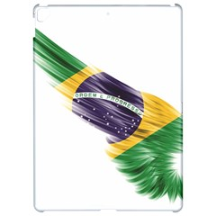 Flag Of Brazil Apple iPad Pro 12.9   Hardshell Case