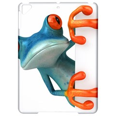 Tree Frog Illustration Apple iPad Pro 9.7   Hardshell Case