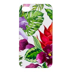 Vector Pattern Tropical Apple Iphone 4/4s Hardshell Case