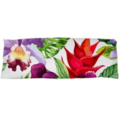 Vector Pattern Tropical Body Pillow Case Dakimakura (two Sides)