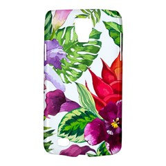 Vector Pattern Tropical Galaxy S4 Active