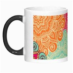 Art Abstract Pattern Morph Mugs