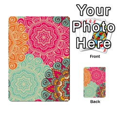 Art Abstract Pattern Multi-purpose Cards (Rectangle)
