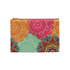 Art Abstract Pattern Cosmetic Bag (medium)