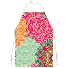 Art Abstract Pattern Full Print Aprons