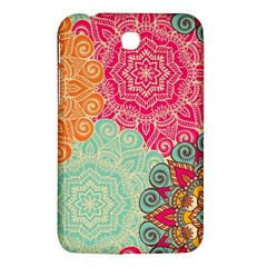 Art Abstract Pattern Samsung Galaxy Tab 3 (7 ) P3200 Hardshell Case