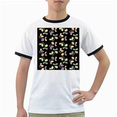 Magical garden Ringer T-Shirts