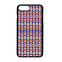 Ethnic Colorful Pattern Apple Iphone 7 Plus Seamless Case (black)