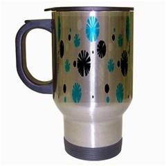 Christmas  Travel Mug (silver Gray)
