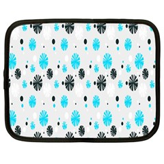 Christmas  Netbook Case (large)