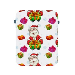Xmas Patterns  Apple Ipad 2/3/4 Protective Soft Cases