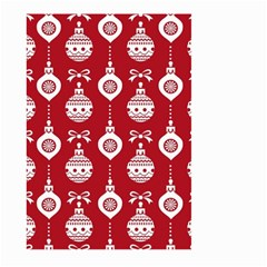 Abstract Christmas Seamless Background Vector Graphic Large Garden Flag (two Sides)