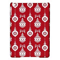 Abstract Christmas Seamless Background Vector Graphic Ipad Air Hardshell Cases