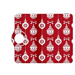 Abstract Christmas Seamless Background Vector Graphic Kindle Fire Hdx 8 9  Flip 360 Case