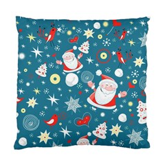 Christmas Stockings Vector Pattern Standard Cushion Case (one Side)