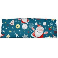 Christmas Stockings Vector Pattern Body Pillow Case Dakimakura (two Sides)