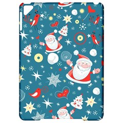 Christmas Stockings Vector Pattern Apple iPad Pro 9.7   Hardshell Case