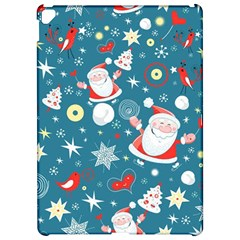 Christmas Stockings Vector Pattern Apple iPad Pro 12.9   Hardshell Case