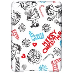 Christmas Doodle Pattern Apple iPad Pro 9.7   Hardshell Case