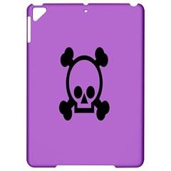 Cartoonskull Danger Apple Ipad Pro 9 7   Hardshell Case