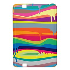 Colorfull Rainbow Kindle Fire Hd 8 9