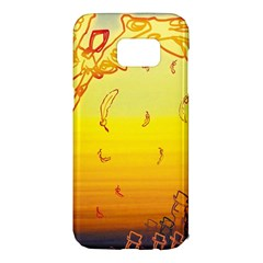 Angel Samsung Galaxy S7 Edge Hardshell Case