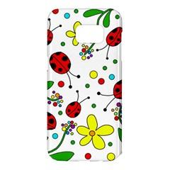 Ladybugs Samsung Galaxy S7 Edge Hardshell Case