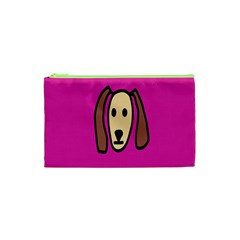 Face Dog Cosmetic Bag (xs)