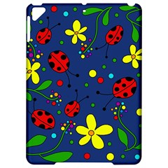 Ladybugs - blue Apple iPad Pro 9.7   Hardshell Case