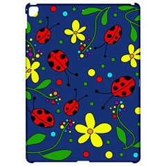 Ladybugs - blue Apple iPad Pro 12.9   Hardshell Case
