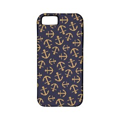 Anchor Ship Apple Iphone 5 Classic Hardshell Case (pc+silicone)