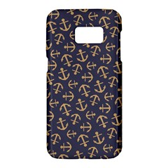 Anchor Ship Samsung Galaxy S7 Hardshell Case