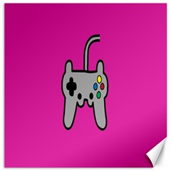 Game Pink Canvas 20  X 20