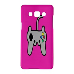 Game Pink Samsung Galaxy A5 Hardshell Case