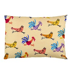 Chicken Pillow Case (two Sides)