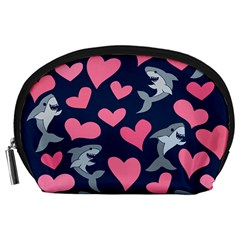 Shark Lovers Accessory Pouches (large)