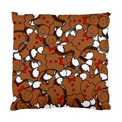 Christmas Candy Seamless Pattern Vectors Standard Cushion Case (one Side)