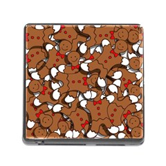 Christmas Candy Seamless Pattern Vectors Memory Card Reader (square)