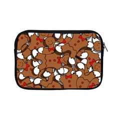 Christmas Candy Seamless Pattern Vectors Apple Ipad Mini Zipper Cases