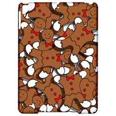 Christmas Candy Seamless Pattern Vectors Apple Ipad Pro 9 7   Hardshell Case