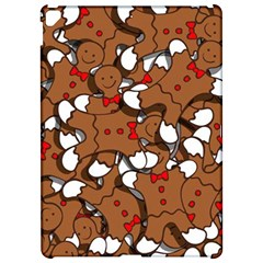 Christmas Candy Seamless Pattern Vectors Apple iPad Pro 12.9   Hardshell Case