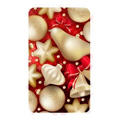 Christmas Baubles Seamless Pattern Vector Material Memory Card Reader