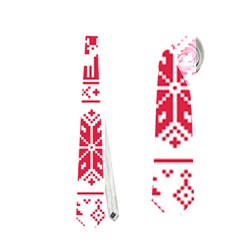 Christmas Patterns Neckties (One Side)