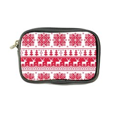 Christmas Patterns Coin Purse