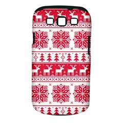Christmas Patterns Samsung Galaxy S Iii Classic Hardshell Case (pc+silicone)