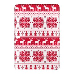 Christmas Patterns Samsung Galaxy Tab Pro 10 1 Hardshell Case