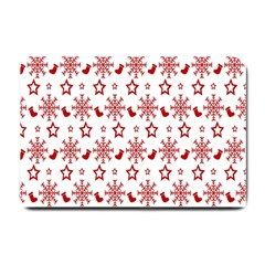 Christmas Pattern  Small Doormat